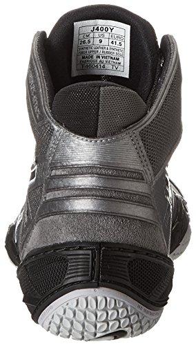 Asics Herren Schuhe White Charcoal 2 Attack Omniflex Black zUp6zOq