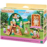 SYLVANIAN FAMILIES- Baby Tree House, Multicolore, 5318