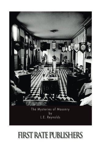 The Mysteries of Masonry