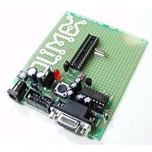 28 pin avr development board elektronik. Black Bedroom Furniture Sets. Home Design Ideas