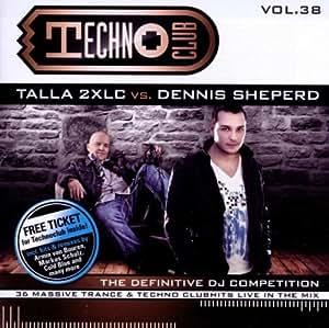 Techno Club Vol.38