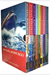 Michael Morpurgo Collection Childrens 8 Books Set Boxed (King of the Cloud Forests, Escape from Shangri-La, Why the Whales Came, Kensuke's Kingdom, Long Way Home, The Wreck of the Zanzibar, Mr Nobody's Eyes and War Horse) Paperback