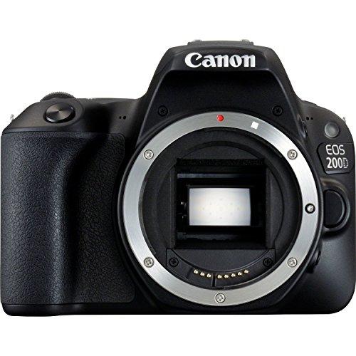 8 Megapixel-canon Digital Rebel (Canon EOS 200D + 18-55DC CAMERA 25,8-Megapixel-Digitalkamera)