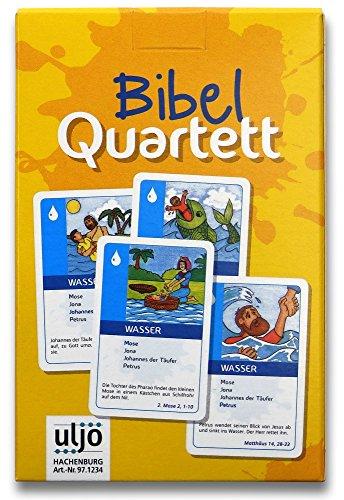 °° Quartett mit Bildern aus biblischen Geschichten - ab 7 Jahre