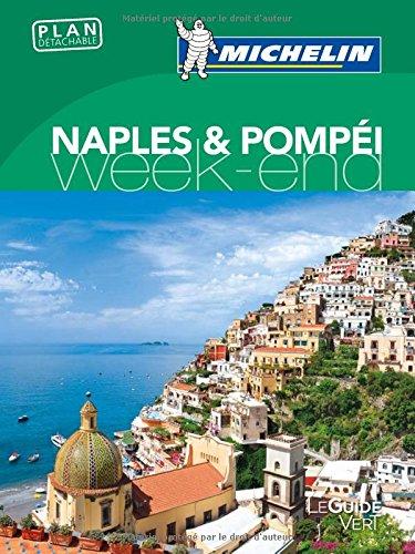 Guide Vert Week-End Naples & Pompéi Michelin