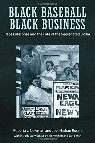 Black Baseball, Black Business: Race Enterprise and the Fate of the Segregated Dollar by Roberta J. Newman (2015-09-01) par Roberta J. Newman