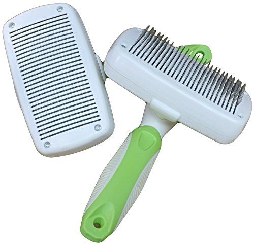 WeGo Auto-Limpieza Cepillo Cepillo de Perros y