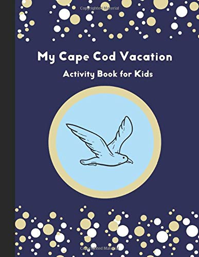 Brewster Cape Cod (My Cape Cod Vacation: Activity Book for Kids)