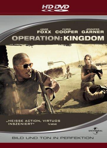 Preisvergleich Produktbild Operation: Kingdom [HD DVD]