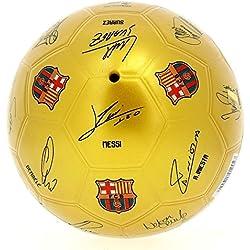 Pelota FC Barcelona firmas