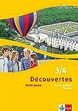 Découvertes 3/4. Série jaune: 99 grammatische Übungen Band 3 und 4 (Découvertes. Série jaune (ab Klasse 6). Ausgabe ab 2012)
