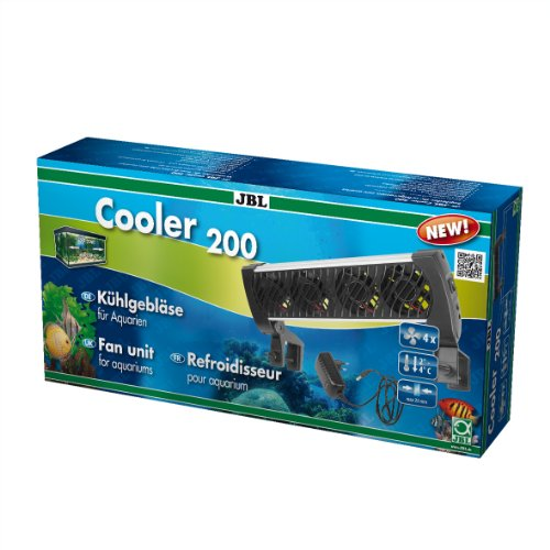 JBL Cooler 200 6044100 Kühlgebläse für Süß- und Meerwasseraquarien