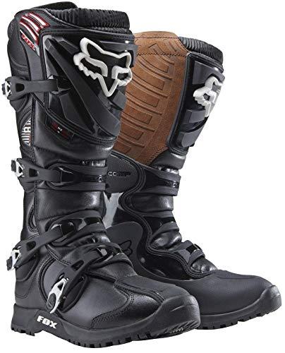 Fox Comp 5 Offroad Stiefel, Farbe schwarz, Größe US8(41) Fox Comp 5 Boots