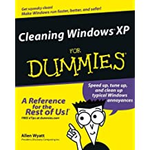 Cleaning Windows XP For Dummies