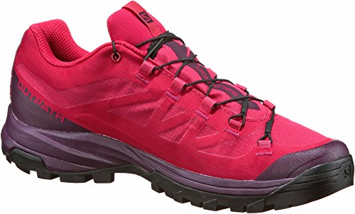 Outpath W - Chaussures randonnée femme Virtual Pink/Potent Purple/Black