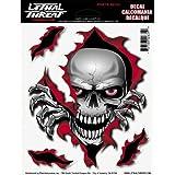 Lethal Threat Moto Voiture Planche Casque Autocollant Sticker LT90103