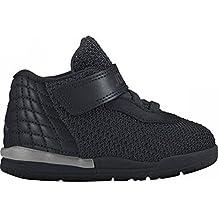 Nike 844706-011, Zapatos de Primeros Pasos Bebé-Niño, Negro (Black / Anthracite / Gum Med Brown), 21 EU