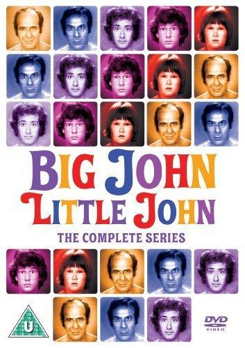 Big John, Little John - Complete Series [2 DVDs] [UK Import]
