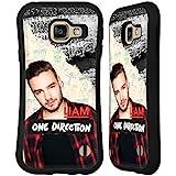 Officiel One Direction Liam A Carreaux Solo Poster Étui Coque Hybride pour Samsung Galaxy A3 (2016)