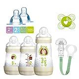 Die besten Babyflaschen für Neugeborene - MAM Anti Colic Starter Set Neugeborenen-Set Neutral ab Bewertungen