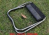 ZDY Extérieur Camping pêche Super léger Pliage Tabouret Portable Chaise Pliante Barbecue Loisir Jardin Tour Tabouret
