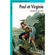 Paul et Virginie (Lectures Cle En Francais Facile: Niveau 2)