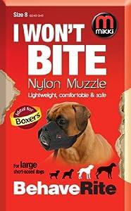 Mikki Muselière de dressage pour chien Taille 8