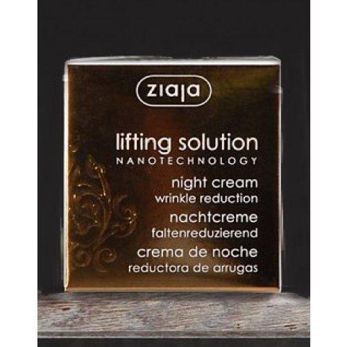 ZIAJA - LIFTING SOLUTION Nachtcreme Faltenreduzierend 50ml