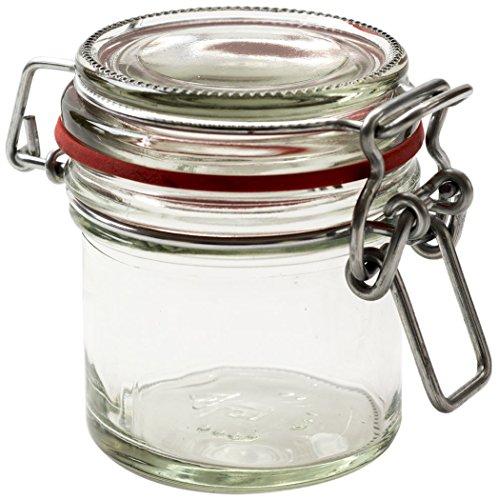Nutley's – Vorratsglas mit Verschlussbügel, 125 ml