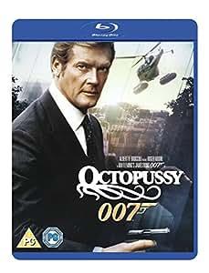 Octopussy [Blu-ray] [1983]