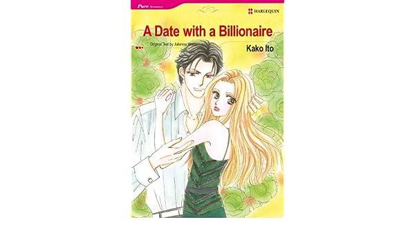 A Date With A Billionaire: Harlequin comics eBook: KAKO ITO
