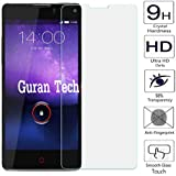 Guran® Protector de Pantalla Vidrio Cristal Templado Para ZTE Nubia Z5S Mini Smartphone Film
