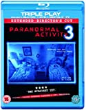 Paranormal Activity 3 Triple Play (Blu-ray + DVD + Digital Copy) [2012] [Region Free]