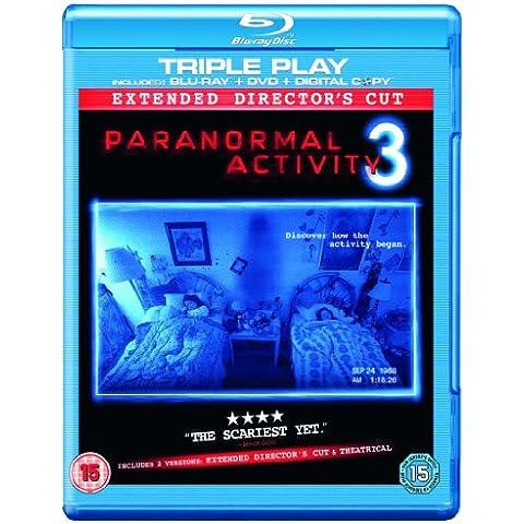 Paranormal Activity 3 [Blu-Ray