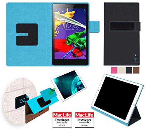 Hülle für Lenovo Tab 2 A8-50 Tasche Cover Case Bumper | in Schwarz | Testsieger