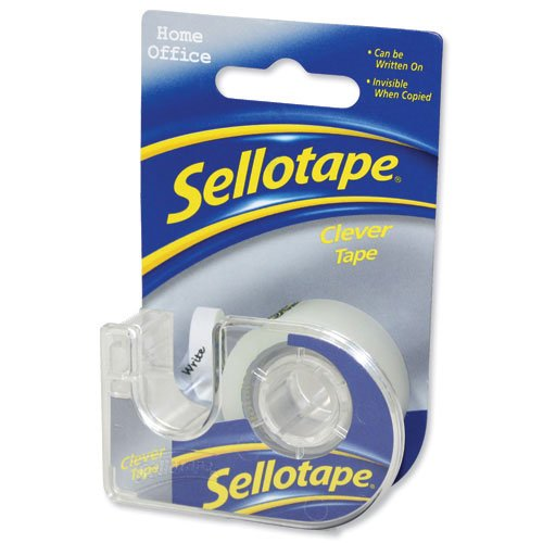 Sellotape Clever Band mit Spender: Kann On,