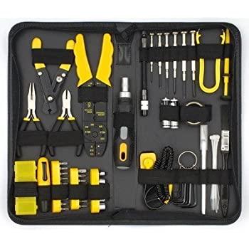 58 Piece Computer Repair Tool Kit Amazon Co Uk Computers