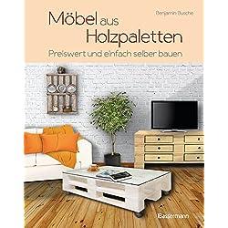 Möbel aus Holzpaletten: Schnell und einfach hergestellt