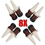Hrph 2 / 8pcs auto-riego Sondas cubierta sistema de riego automático Planta de interior Planta