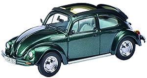 Schuco 450387800 - VW Escarabajo Open Air 01:43, Verde