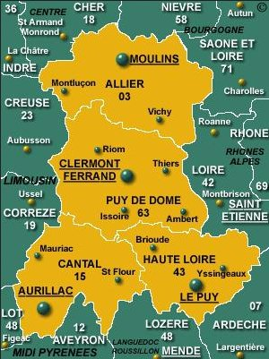 Préhistoire de la Haute-Loire (Collection guides archéologiques de l'Auvergne) par Luc Tixier