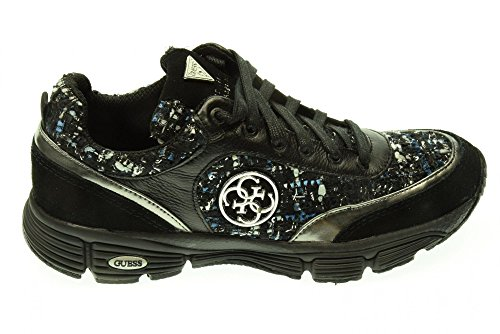 GUESS donna sneakers basse FL3PHN ELE12 blu Blu