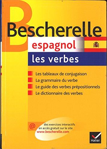 Bescherelle - Les verbes espagnols par Francis Mateo