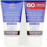 Neutrogena Crema de Manos Rápida Absorción Duplo - 75 ml