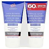 Neutrogena - Crema de Manos Rápida Absorción - 75 ml Duplo (2ª al 60%)