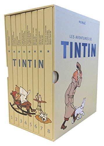 Les Aventures de Tintin : Coffret intgral