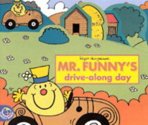 Mr. Funny's Drive-along Day