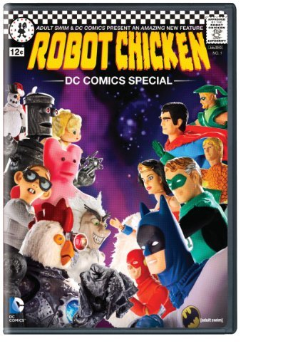 Robot Chicken (DC Comics Special) by Various