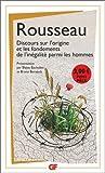 Telecharger Livres Discours sur l origine et les fondements de l inegalite parmi les hommes (PDF,EPUB,MOBI) gratuits en Francaise