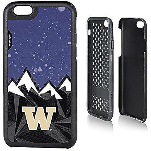 Washington Huskies Custom Cool Fashion Phone Case For Funda phone 6s By Cell-Plus Case (Laser Technology)